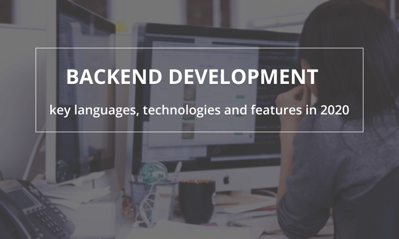 backend development