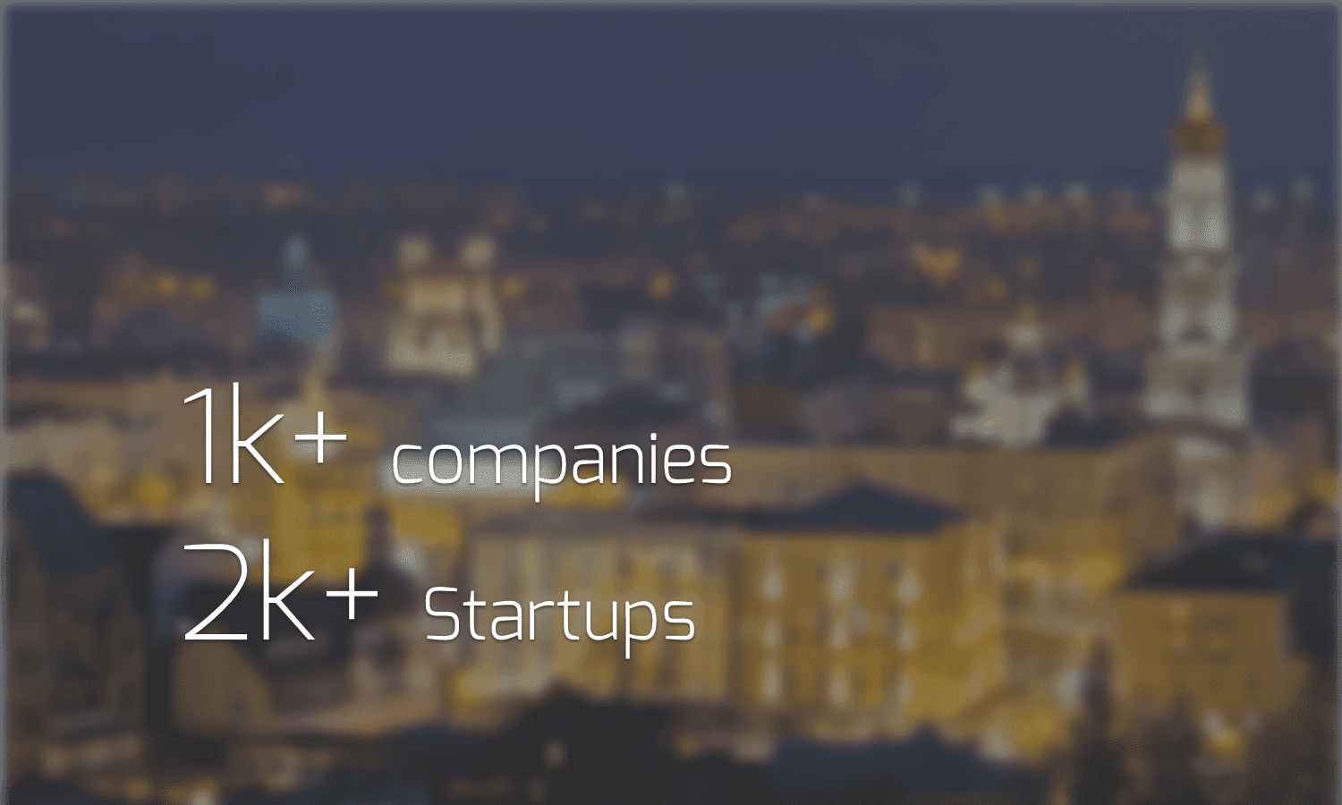 IT companies and startups