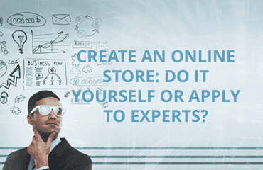 Create an online store: do it yourself or apply to experts | DDI Development
