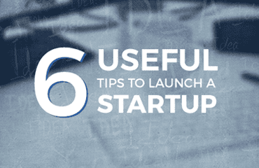 6 useful tips to launch a startup - DDI Development