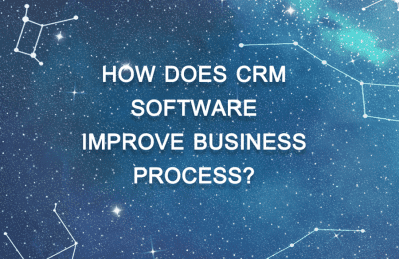 Case Study: How does CRM software improve a business process? | ddi-dev.com