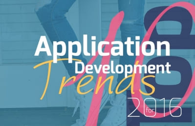Top 10 Application Development Trends for 2016 | DDI Development