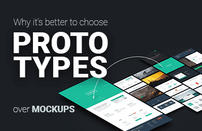 Why it's better to choose prototypes over mockups | DDI Development