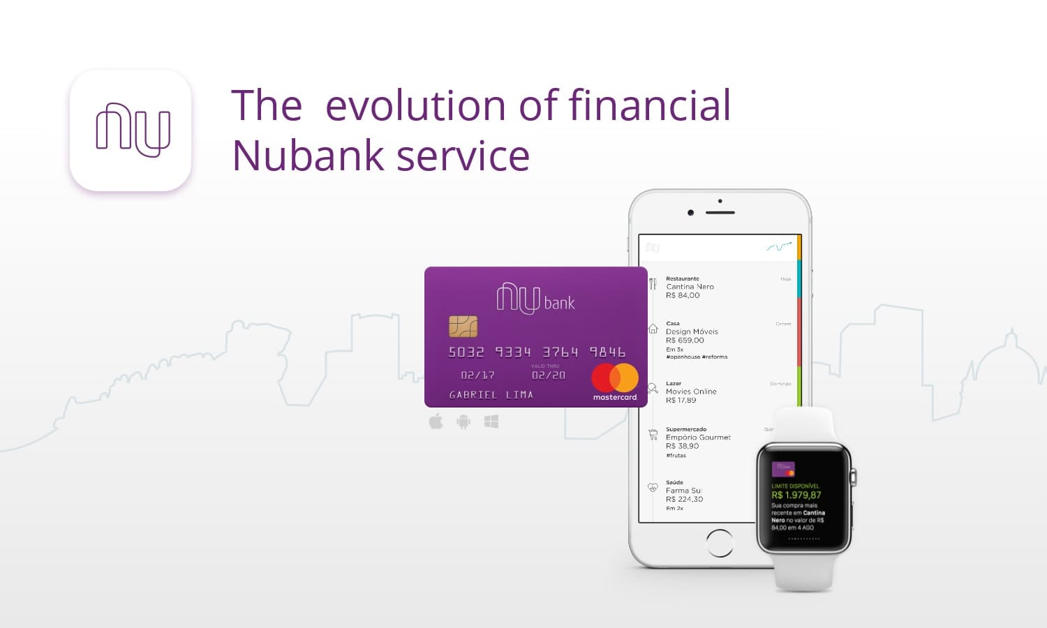 financial Nubank service