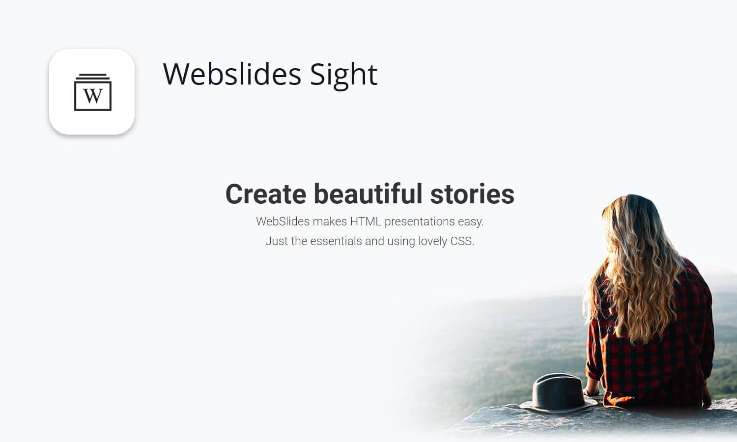 Webslides Sight