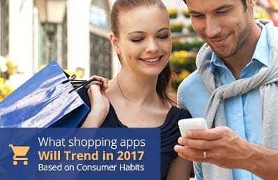 What shopping apps Will Trend in 2017 Based on Consumer Habits | DDI Development