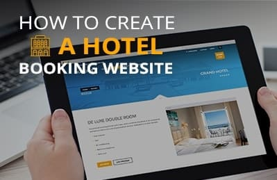 How to create a hotel booking website | DDI Development