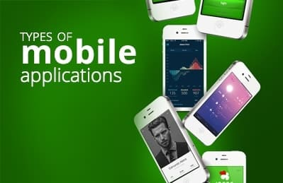 Types of mobile applications, different categories of Mobile apps | DDI Development
