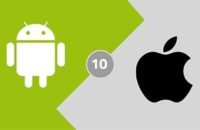 10 Differences Between Android and iOS App Development | DDI Development