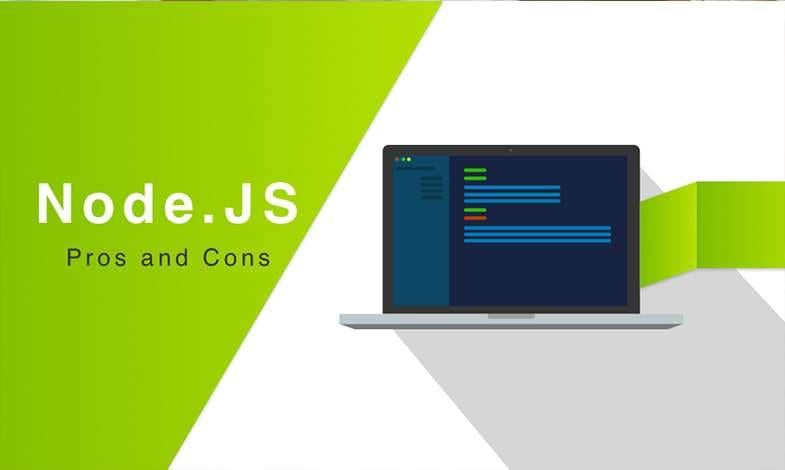 pros and cons of node js