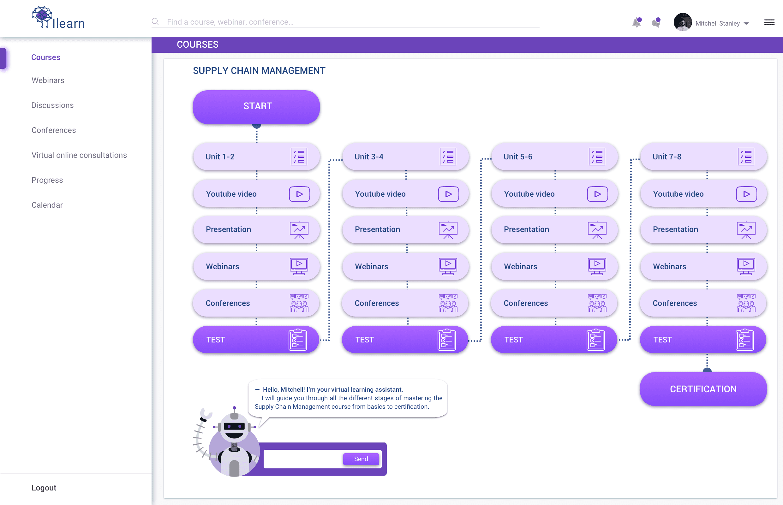 Chatbot LMS