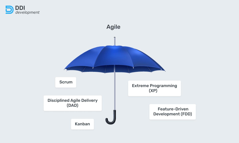 Agile Software Development Life Cycle Methodologie